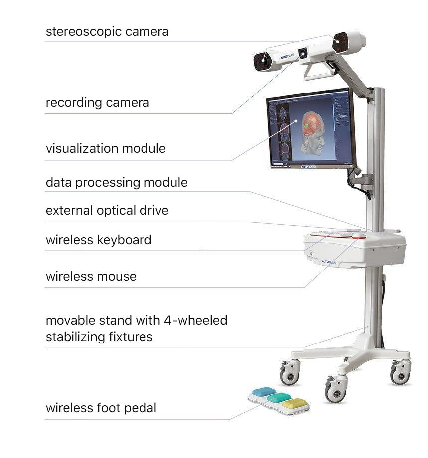 AUTOPLAN surgical navigation system